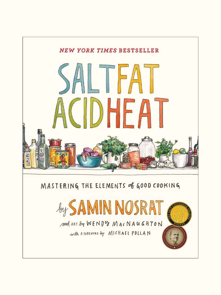 Samin Nosrat's Salt Fat Acid Heat